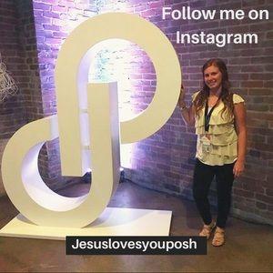 Follow me on Instagram! 😀